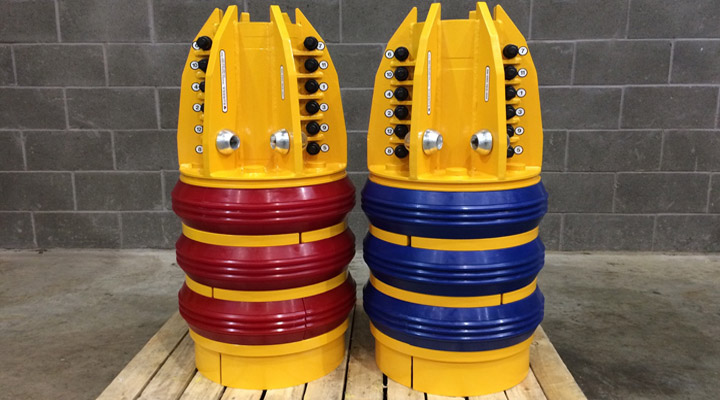 Subsea Energy Solutions Gt Products Gt Sub Seal J Tube Seals