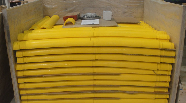 Cable Protection Ducting