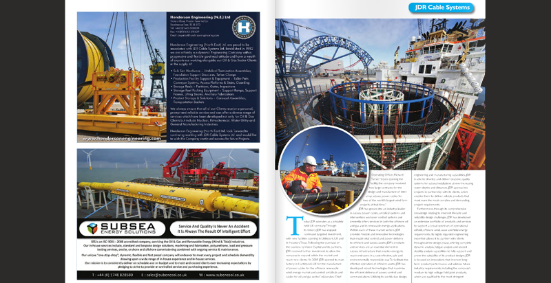Subsea Energy Solutions - Manufacturing Today Europe