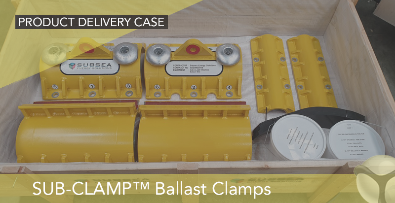 Equipment - SUB-CLAMP™ Ballast Clamps