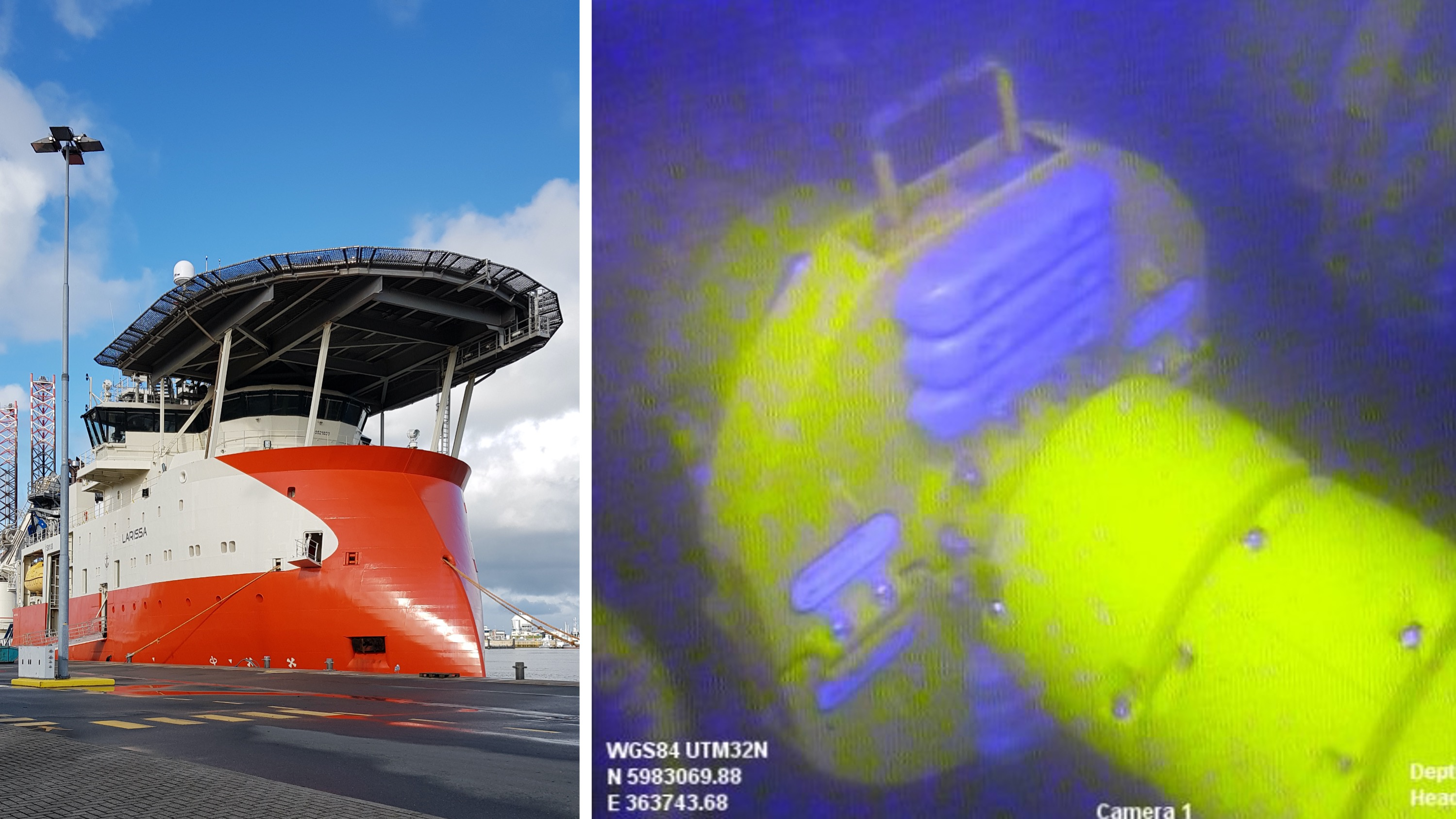 N-Sea and SeaRenergy complete successful offshore retrofit solution with Subsea Energy Solutions