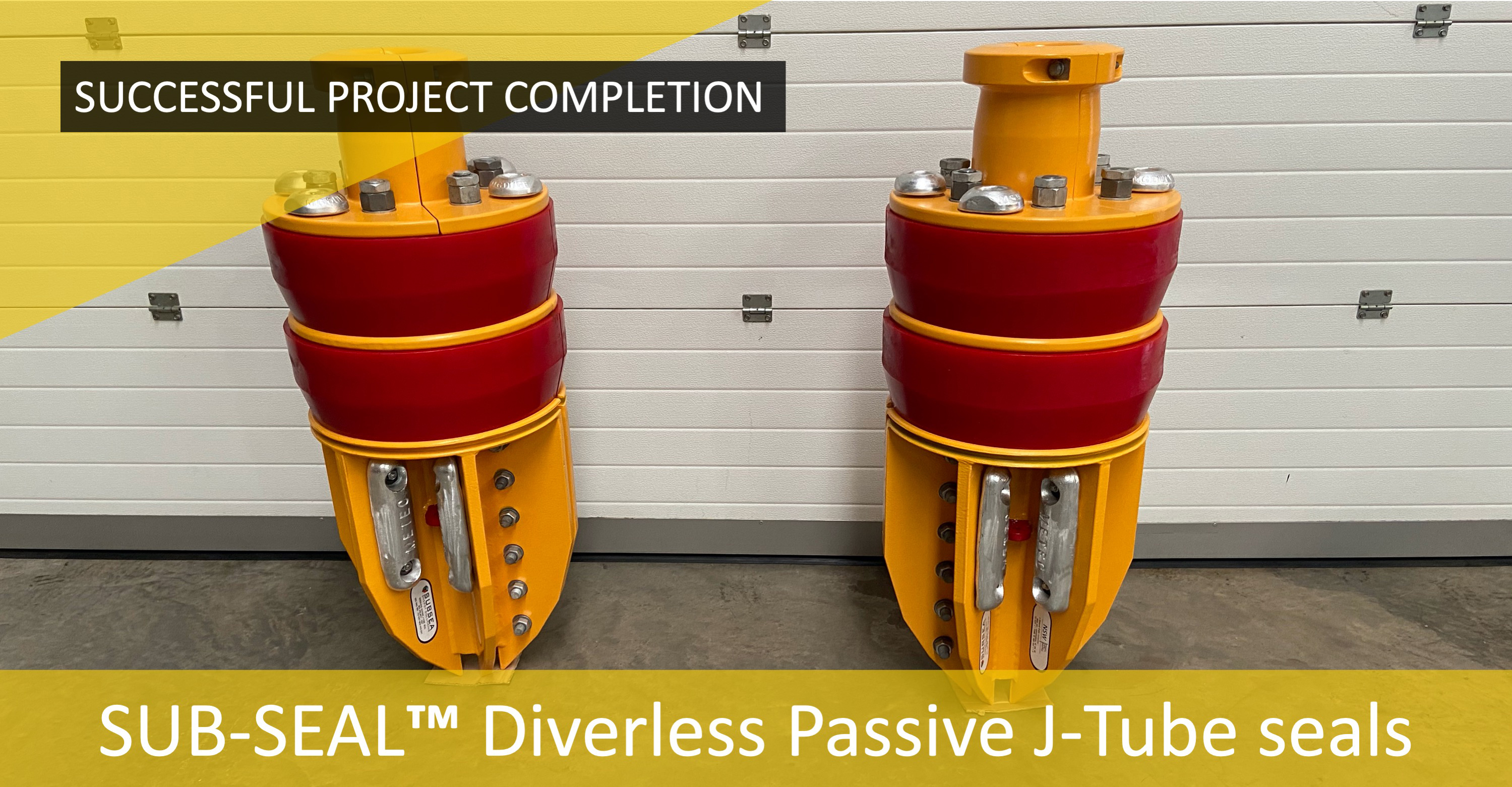 Subsea Energy Solutions (SES) delivers Diverless Passive J-Tube seals